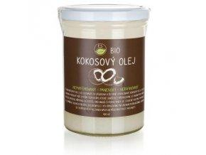 ES BIO panenský kokosový olej 400ml