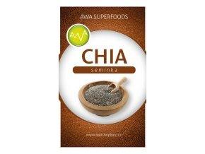 AWA superfoods Chia semínka 500g