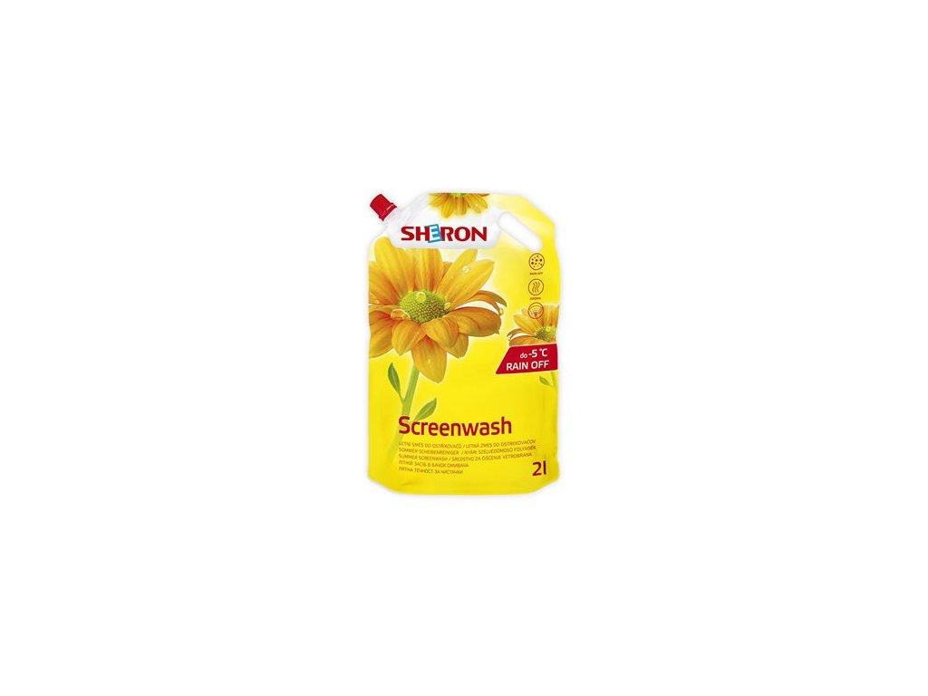 SHERON Letní ostřikovač Softpack 2 lt Citron