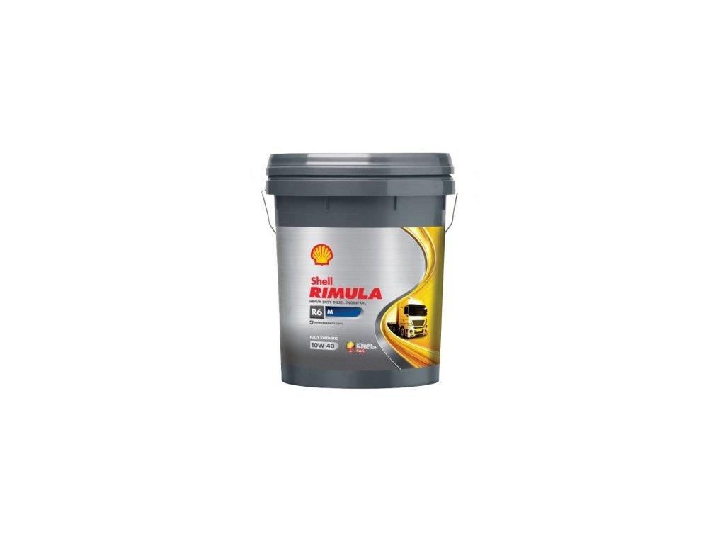Shell Rimula R6 M 10W40