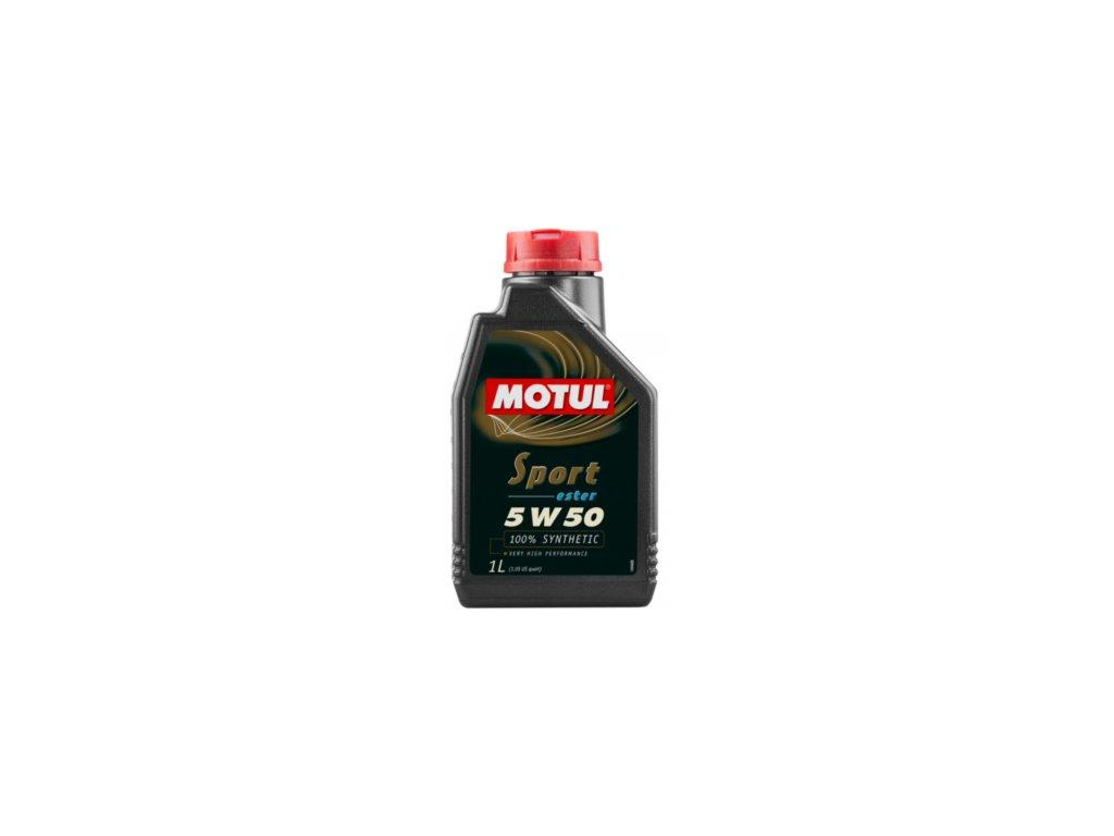 Motul Sport 5W50
