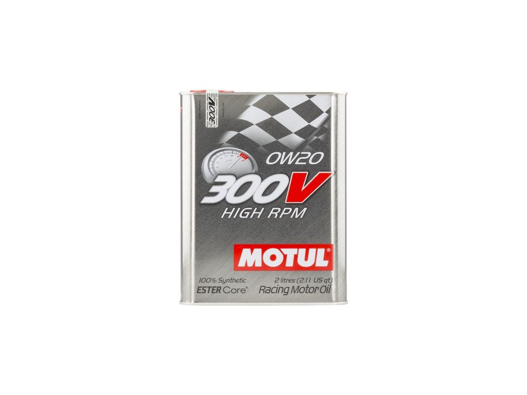 Motul 300V High RPM 0W20