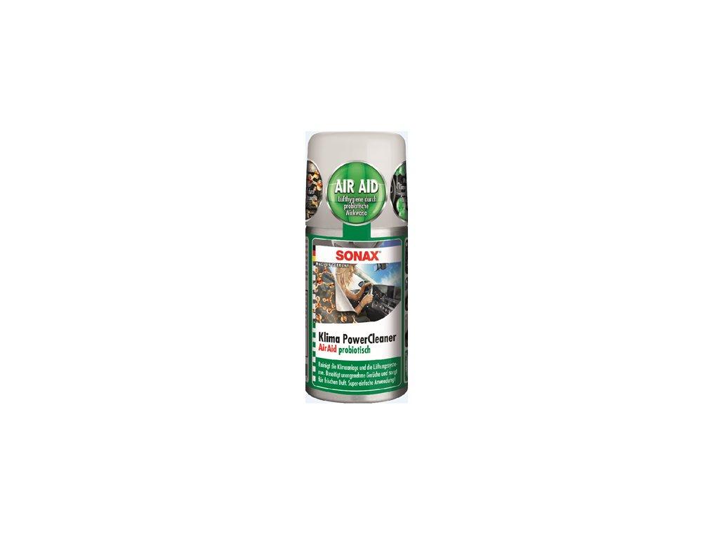 Sonax čistič klimatizace air aid probiotikum