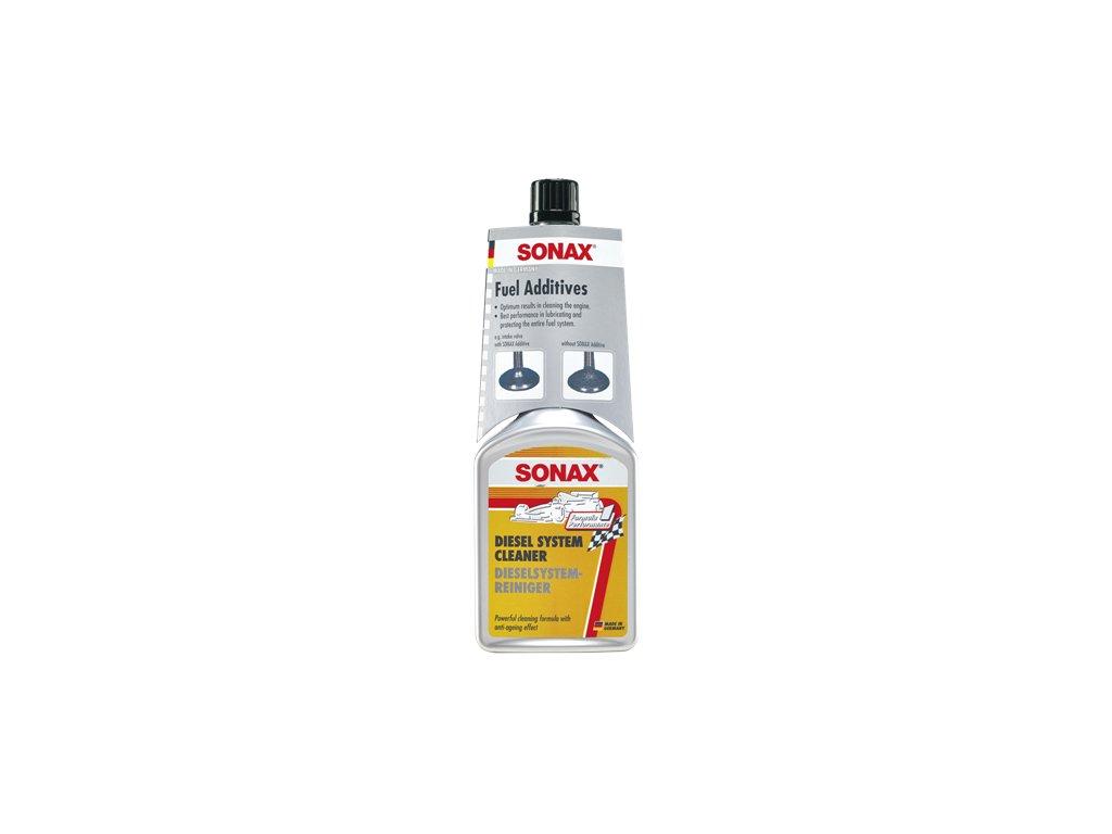 SONAX cistic palivove soustavy diesel 250ml