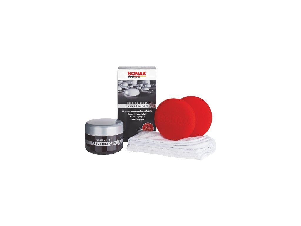 SONAX PREMIUM CLASS Karnaubský vosk 200 ml