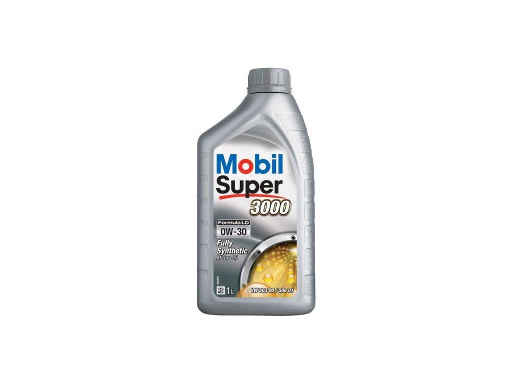 Mobil Super 3000 Formula LD 0W30 1l