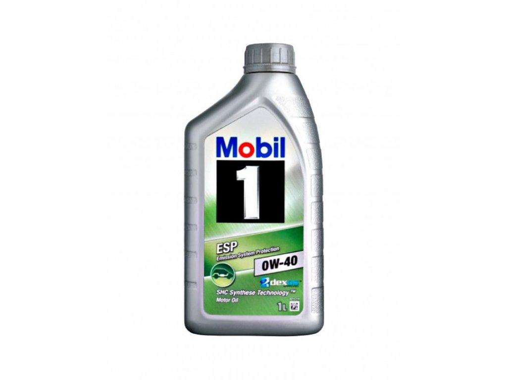 MOBIL 1 0W 40