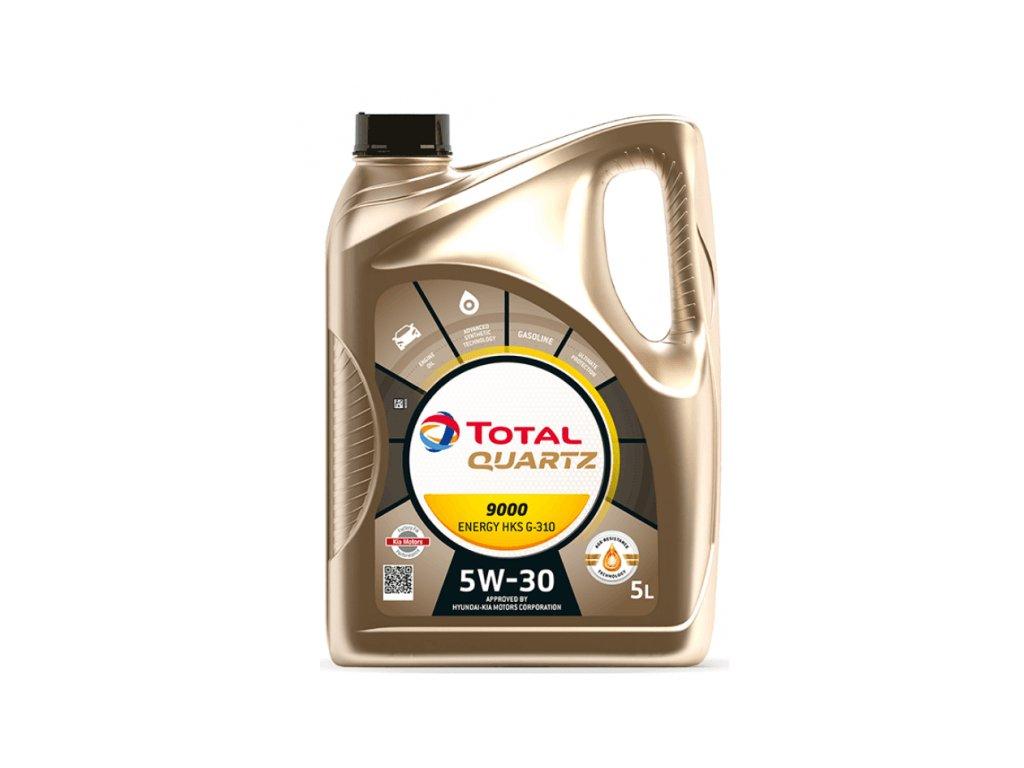 Total Quartz 9000 Energy HKS 5W30
