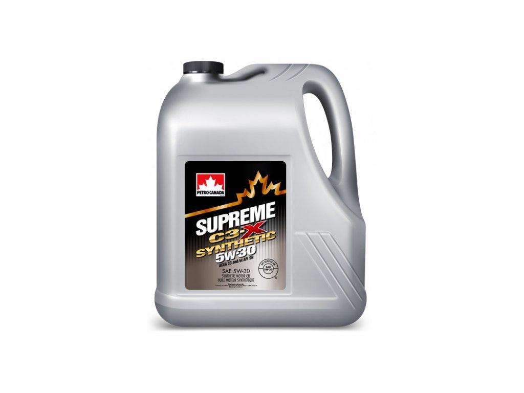 16126 petro canada supreme c3 x synthetic 5w 30 4l synteticky olej