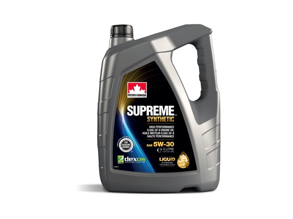 Petro Canada Supreme  Synthetic 5W-30 5 L