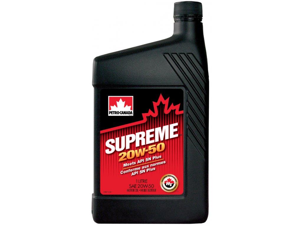 PETRO-CANADA Supreme  20W-50 1L