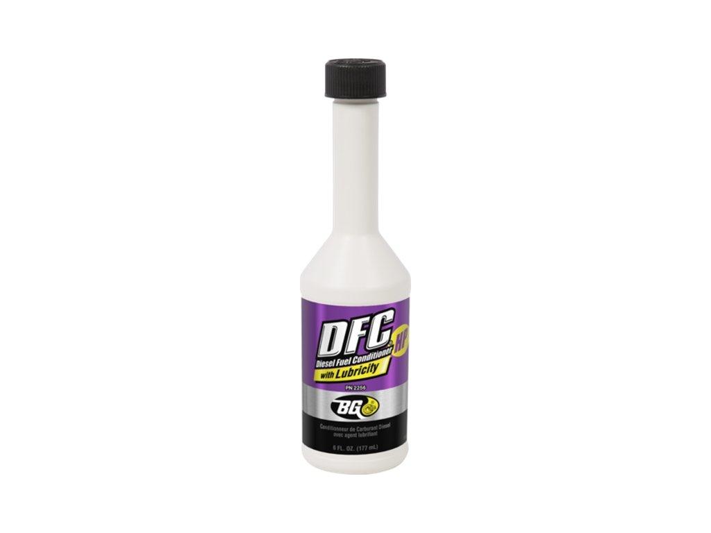 BG DFC diesel conditioner