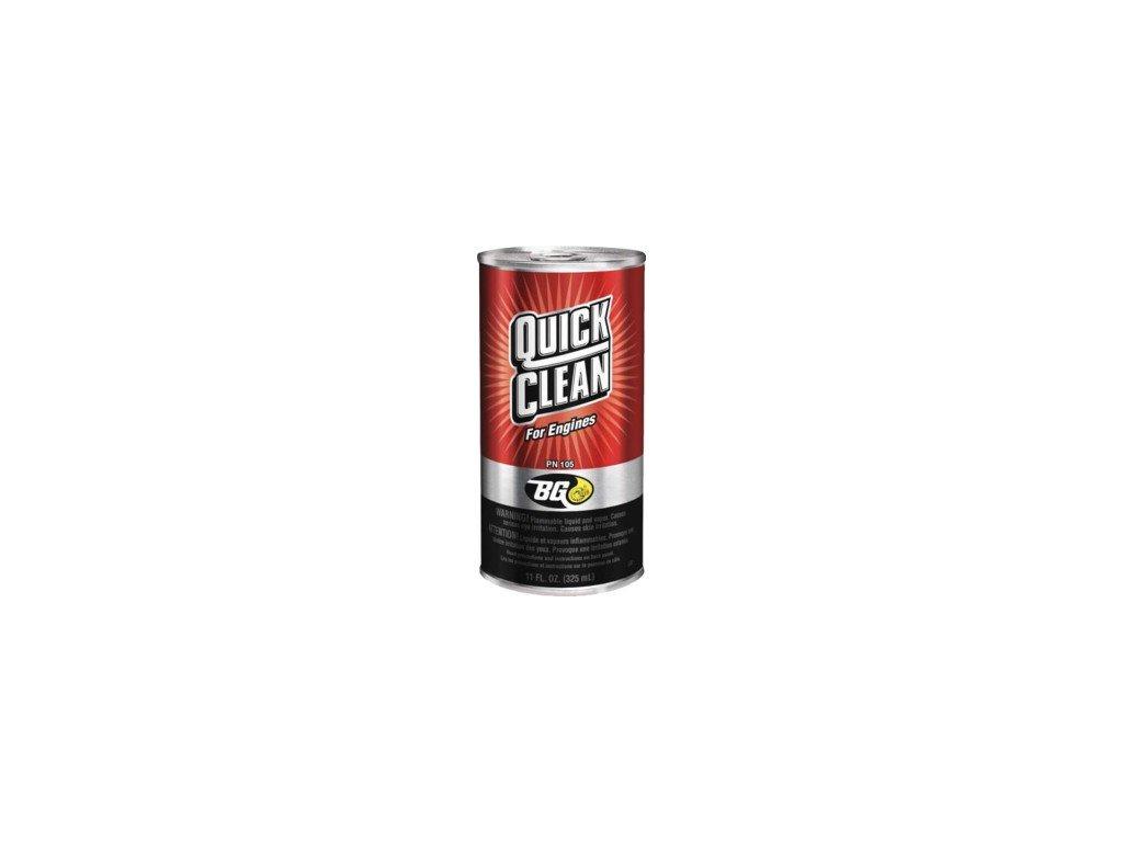 bg 105 quick clean 325 ml