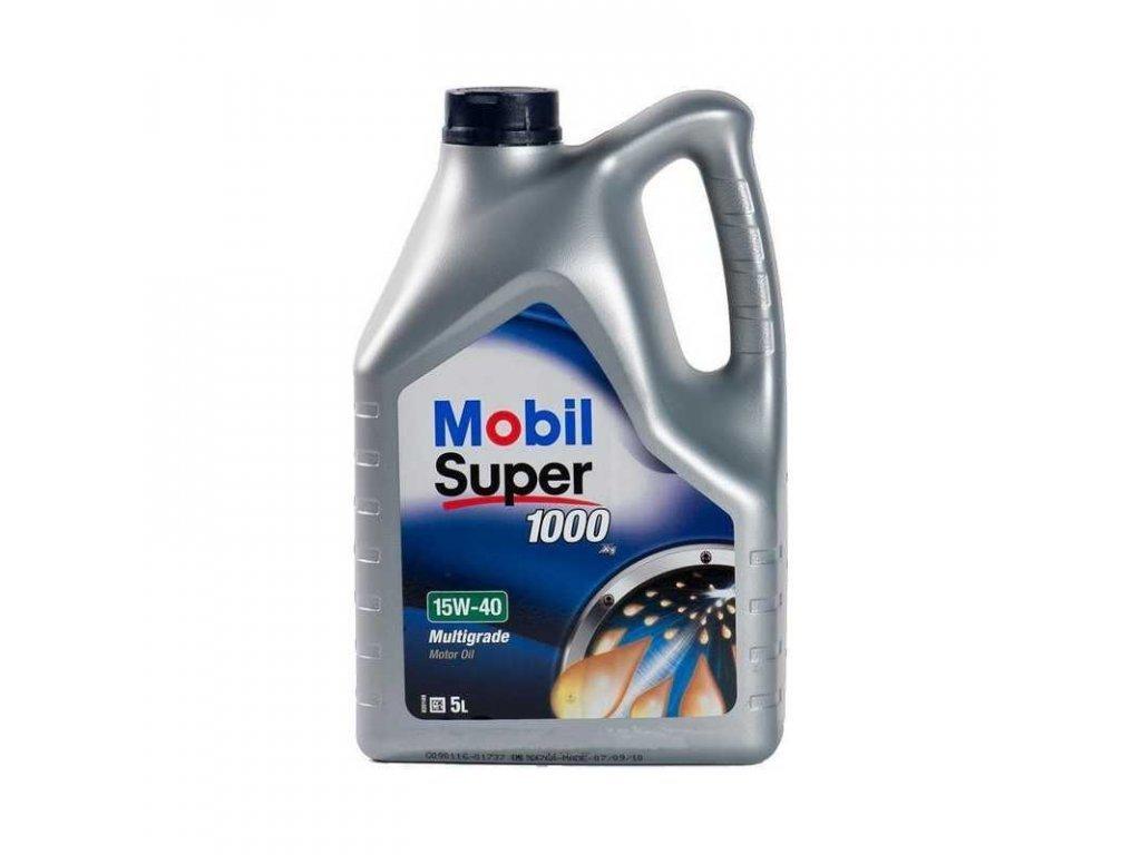 4814 mobil super 1000 x1 15w 40 5l