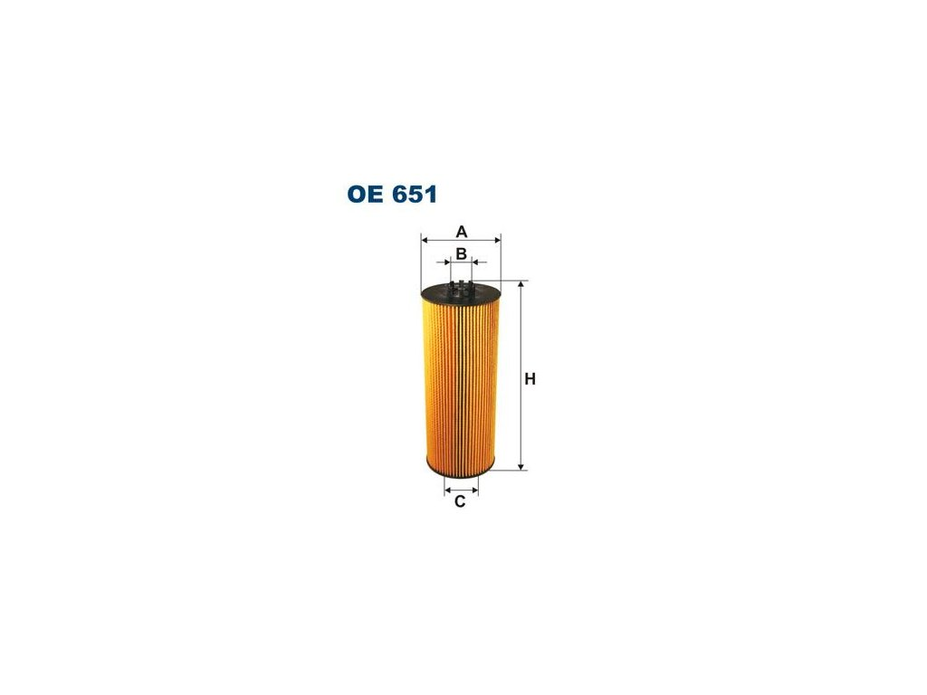 Filtron OE651 1ks