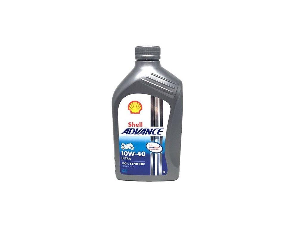 Shell Advance Ultra 4T 10W40