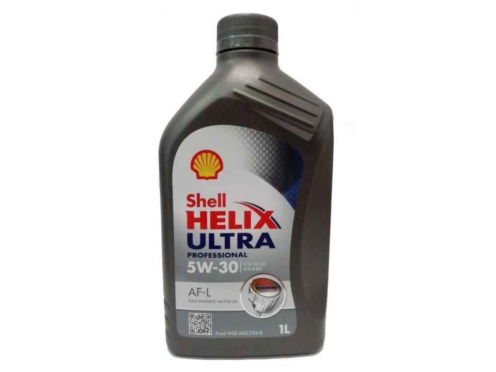 Shell Helix Ultra Professional AF L 5W30