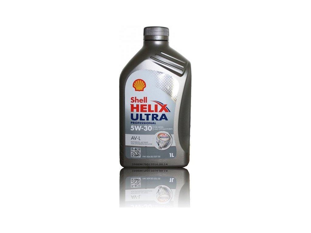 Shell Helix Ultra AV L 5W30