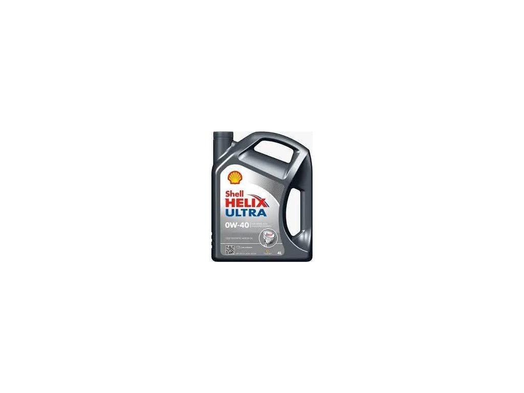 Shell Helix Ultra 0W40