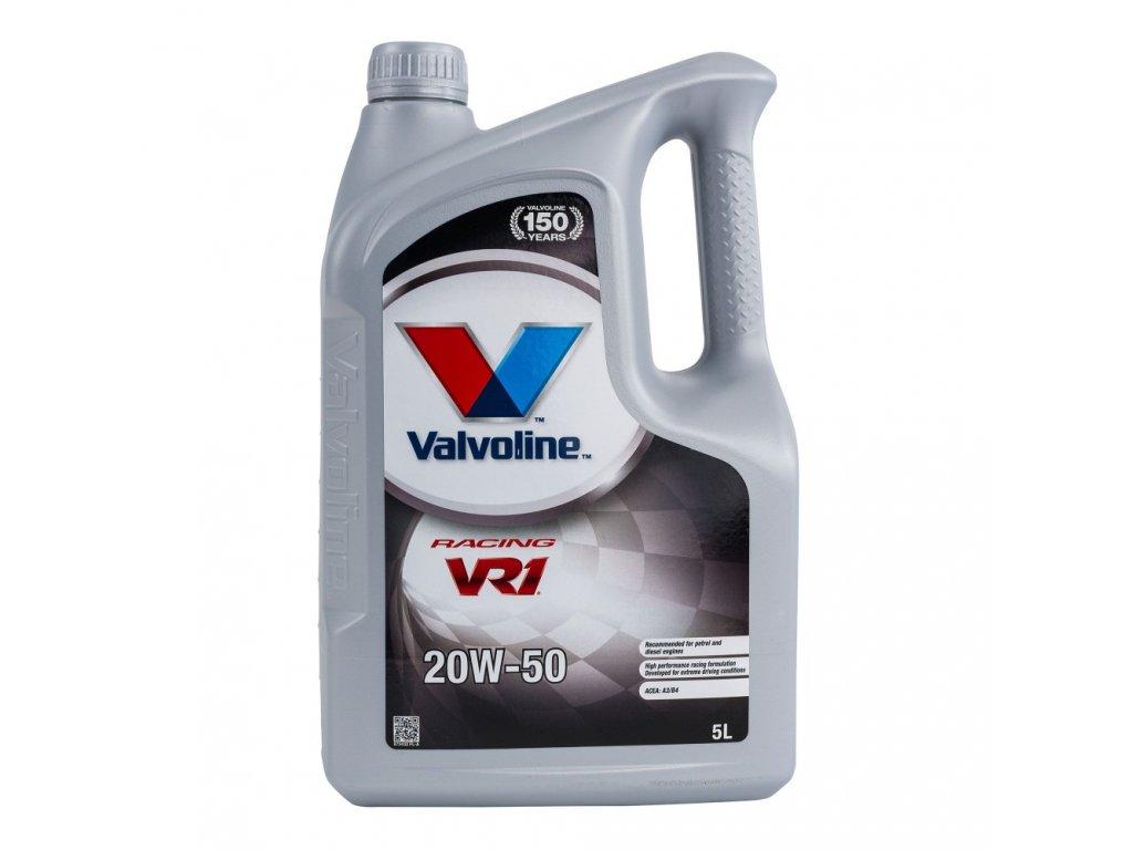 Valvoline VR1 20W50