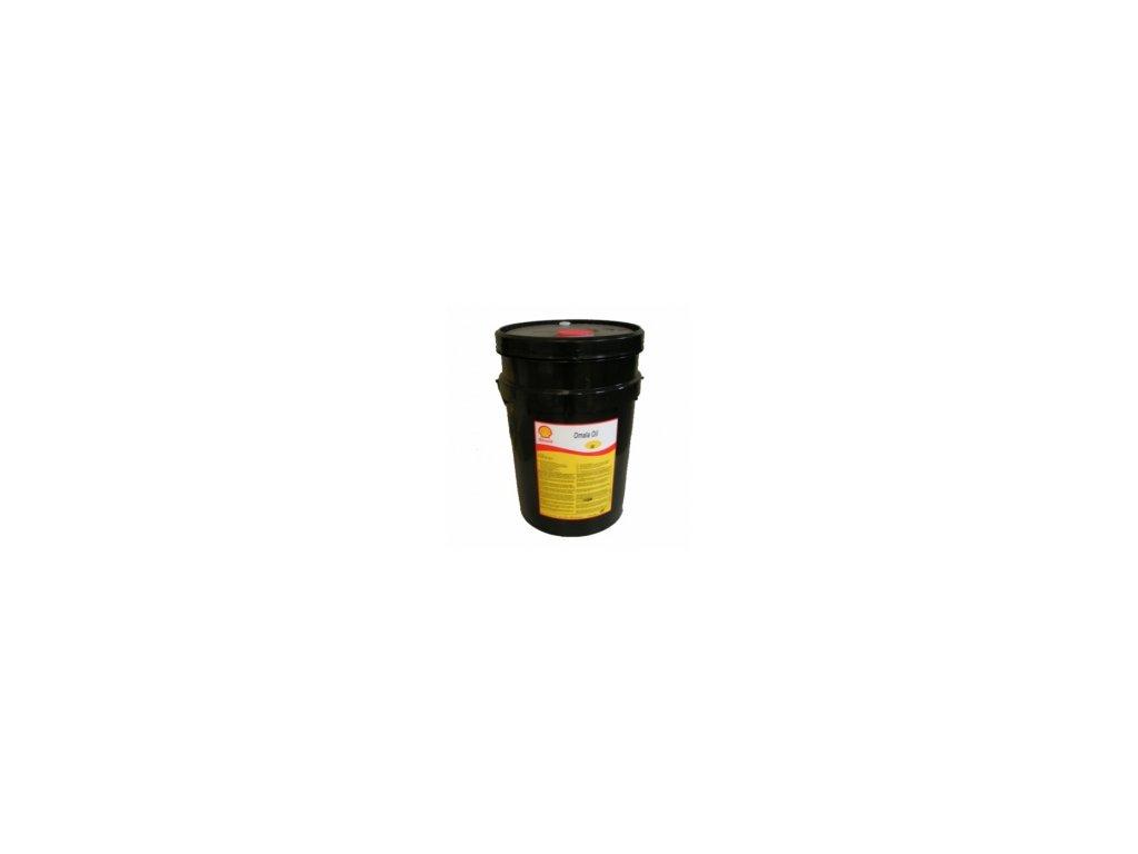 olej prevodovy shell omala s2 g 150 20l