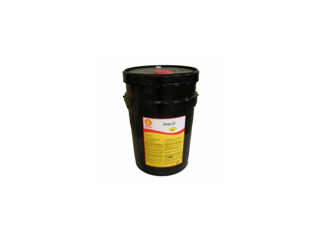 olej prevodovy shell omala s2 g 68 20l