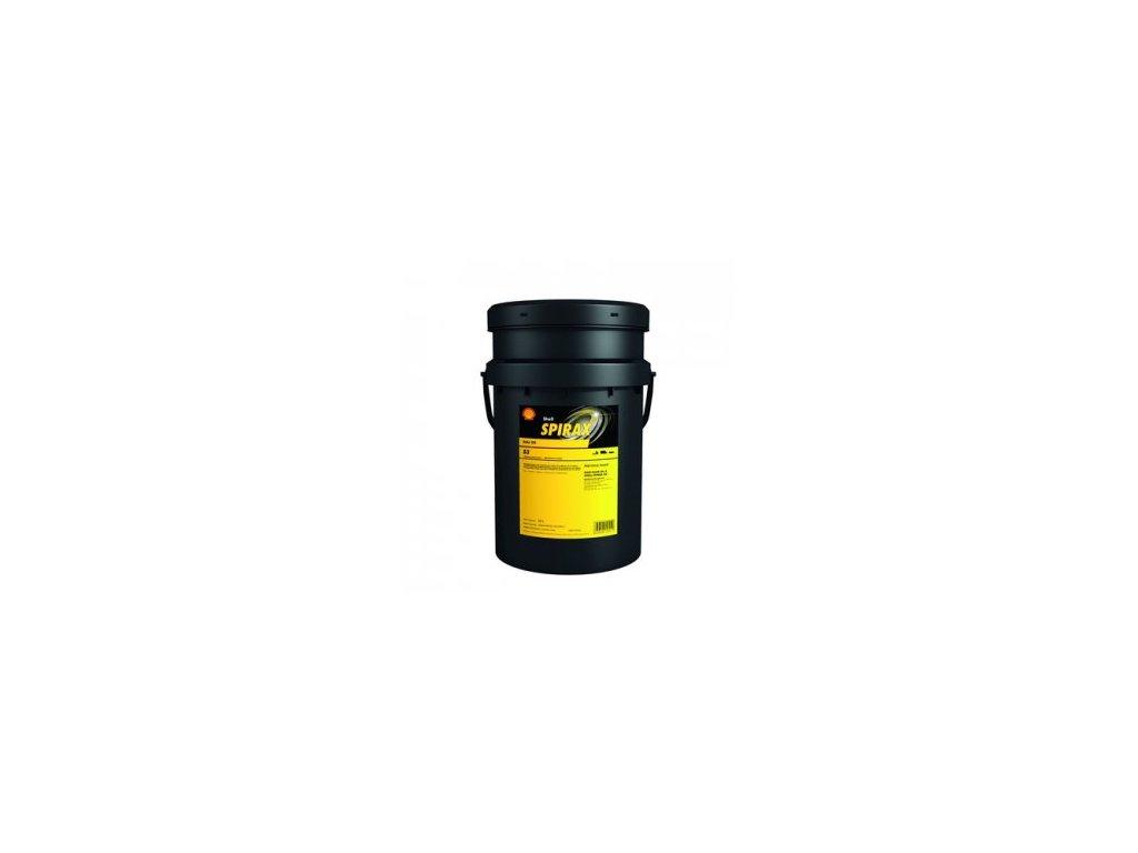 Shell Spirax S3 AS 80W140 20L