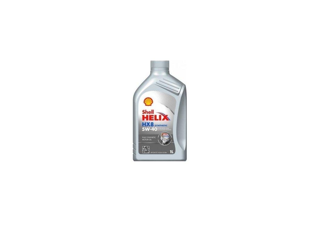 Helix HX8 5W40
