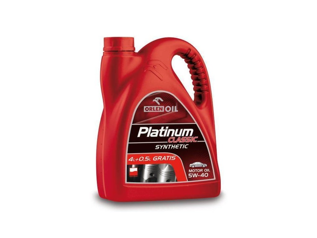 Orlen oil Platinum Classic Synthetic 5W40