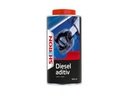 Sheron diesel aditiv 500ml