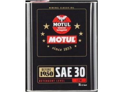 Motul CLASSIC OIL SAE 30 2l