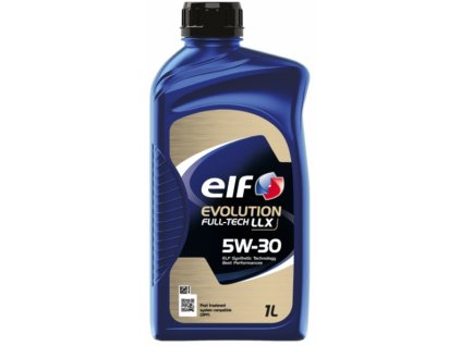 Elf Evolution Full Tech LLX 5W30