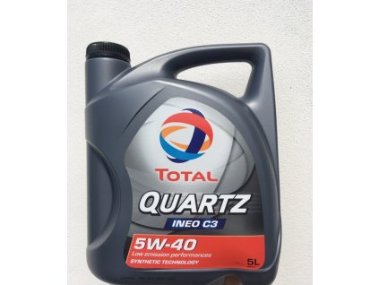 Total Quartz Ineo C3 5W40
