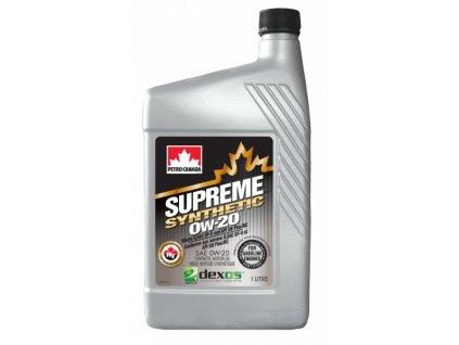 Petro Canada Supreme  Synthetic 0W-16 1L