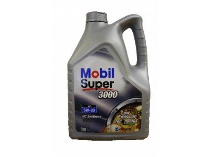 mobil super 3000 xe 5w 30 4l