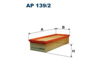 Filtron AP139/2  1ks