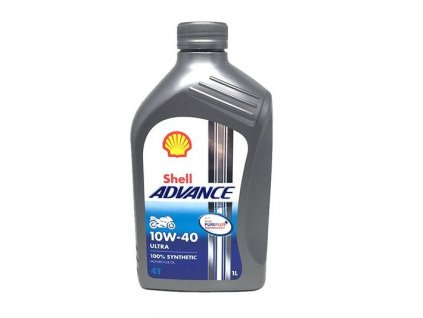 Shell Advance Ultra 4T 10W40