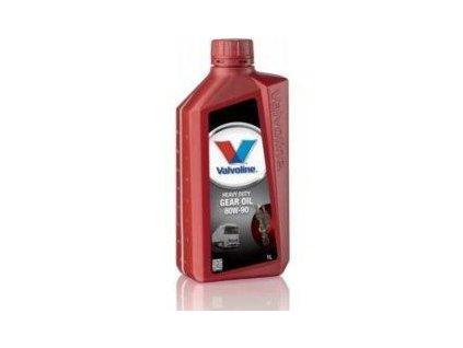 Valvoline Liqgt and HD gear oil
