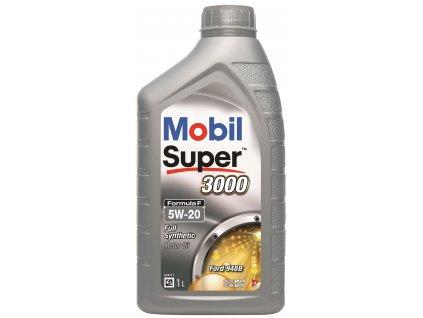 Mobil Super 3000 Formula F 5W20