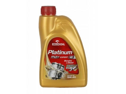 Orlen Platinum Max Expert C3 5W40 1l