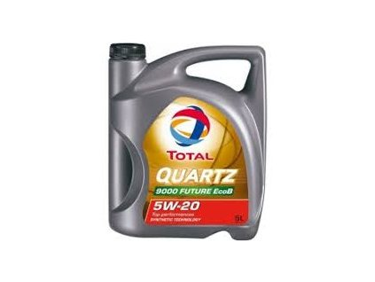 Total Quartz 9000 EcOB 5W20