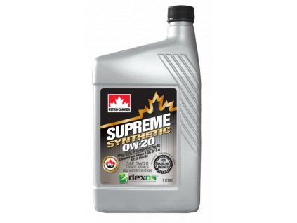 2069 petro canada supreme synthetic 0w 16 1l
