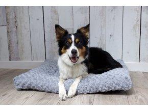 Plyšová matrace pro psa nebo kočku LARGO