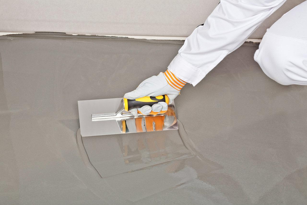 Rámcový ceník anhydritových litých podlah