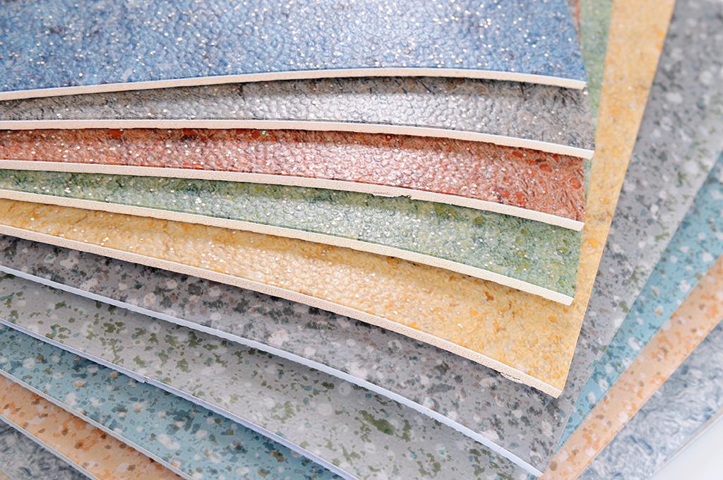 Renovace vinylové podlahy