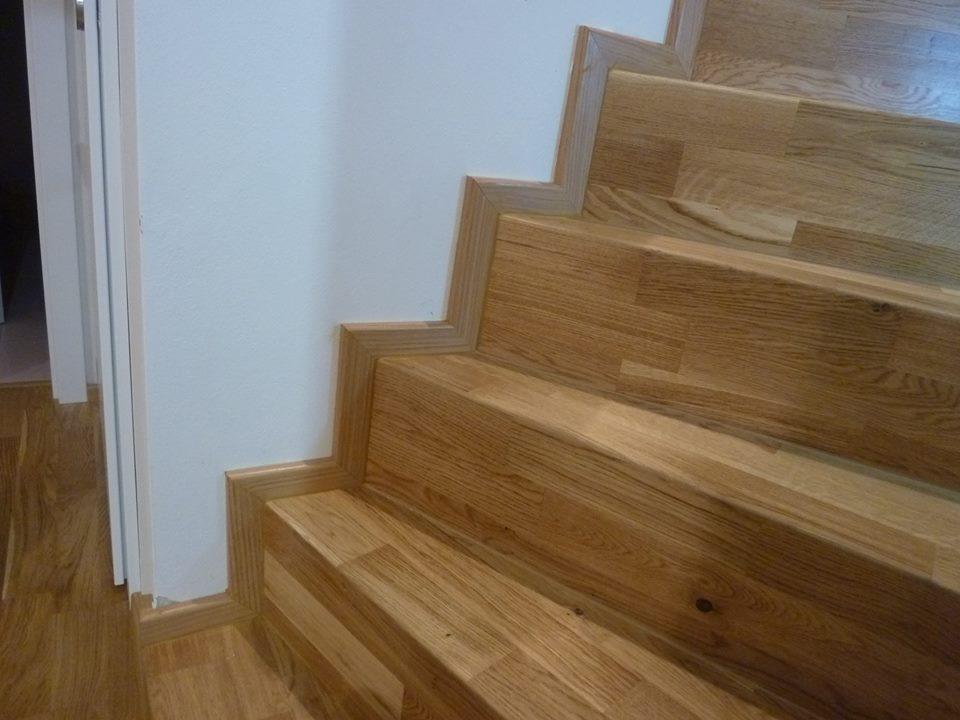 Obložení schodů Brno