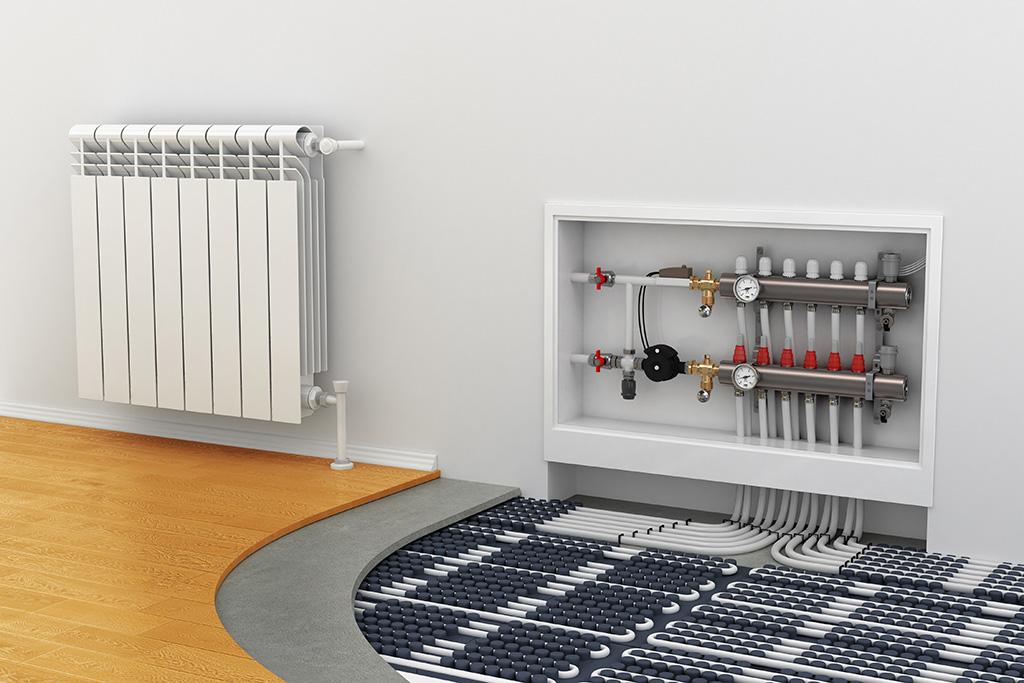 Nejvhodnější podlahová krytina pro podlahové vytápění