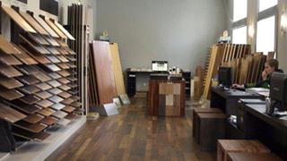 podlahové krytiny prodejna 1