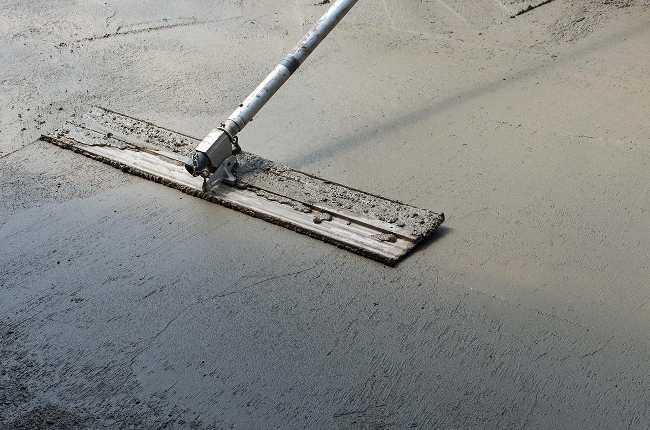 Lité podlahy ceník