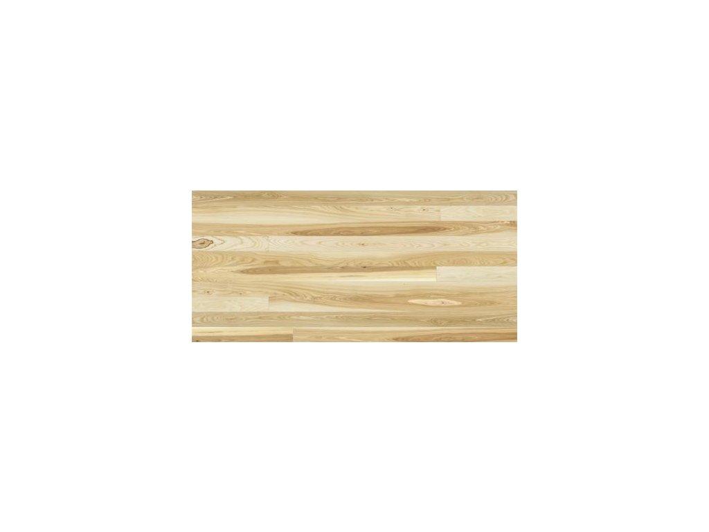Dřevěná podlaha - Jasan Saimaa Piccolo (Barlinek) - třívrstvá